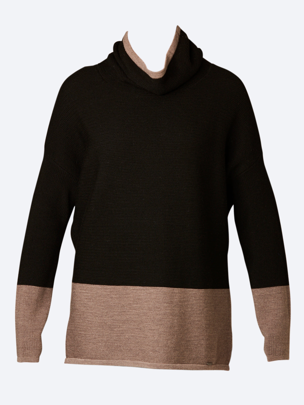 VERGE HAVANA MERINO WOOL SWEATER