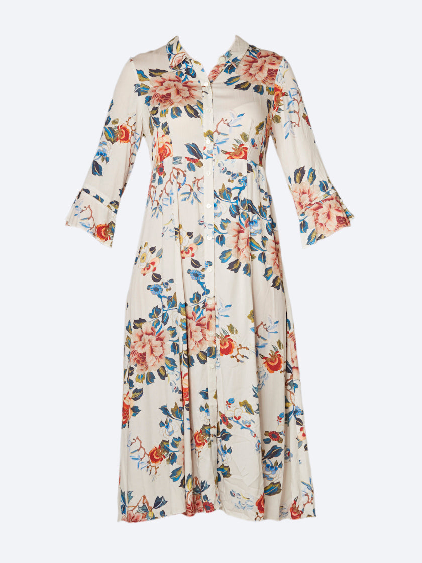 VERGE LANGTREE DRESS