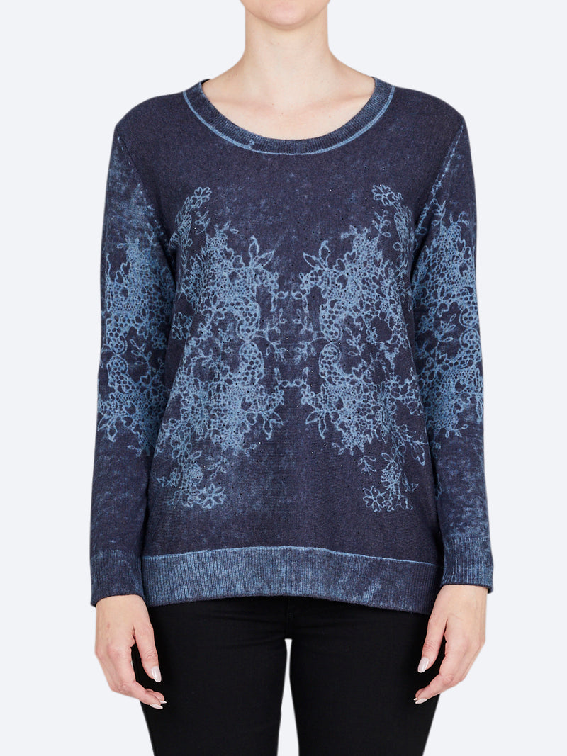 VERGE TRUE ROMANCE SWEATER