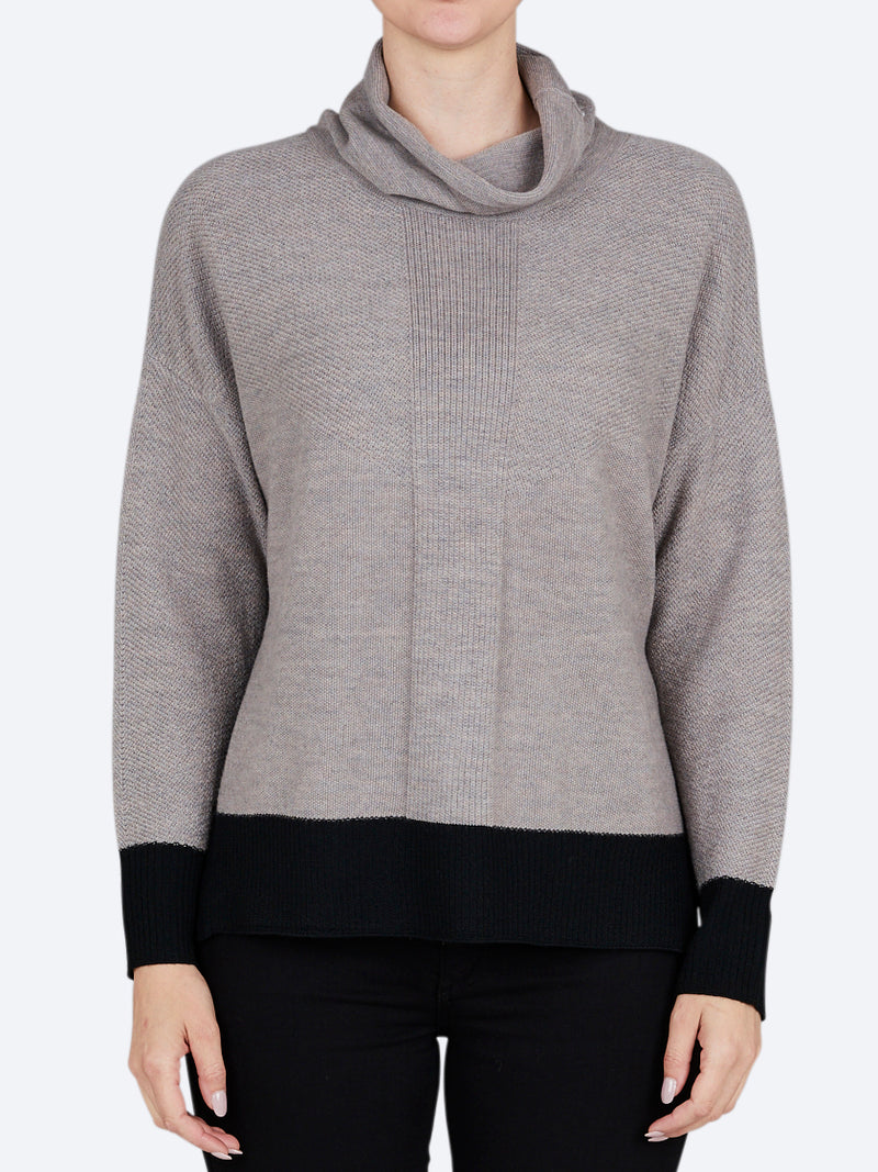 VERGE TRANSITION SWEATER