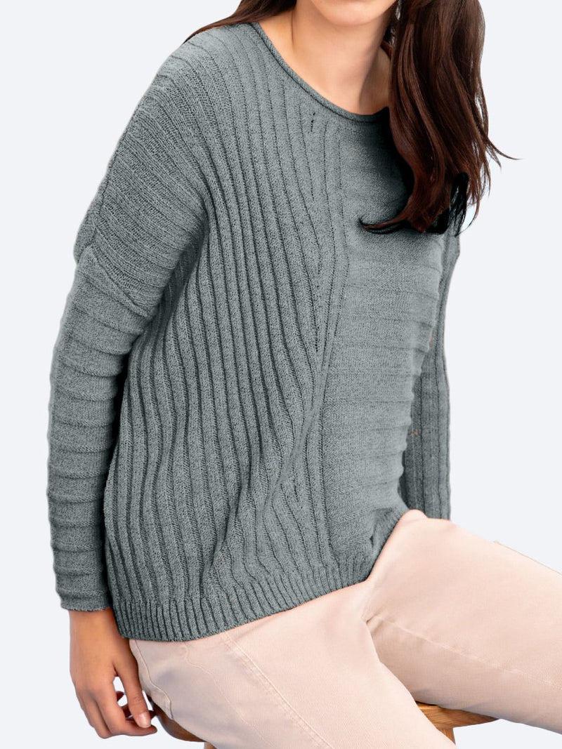 Yeltuor - VERGE - Tops - VERGE ASHER SWEATER -  -