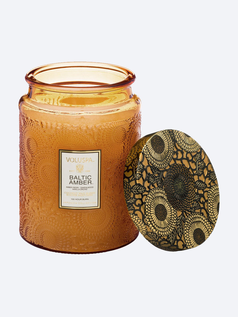 VOLUSPA 100 HOUR CANDLE