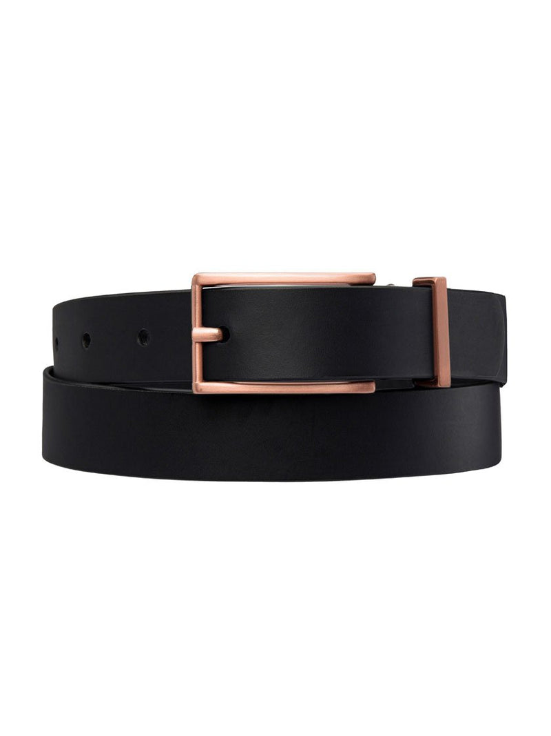 Yeltuor - STATUS ANXIETY - BELTS - STATUS ANXIETY LONESOME TONIGHT BELT - Black -  SM