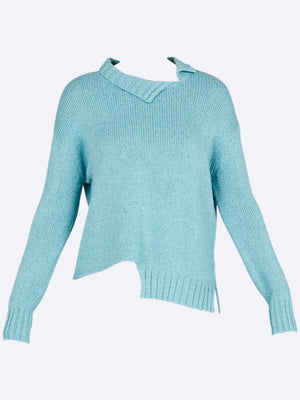 ZAKET AND PLOVER ASSYMETRICAL JUMPER