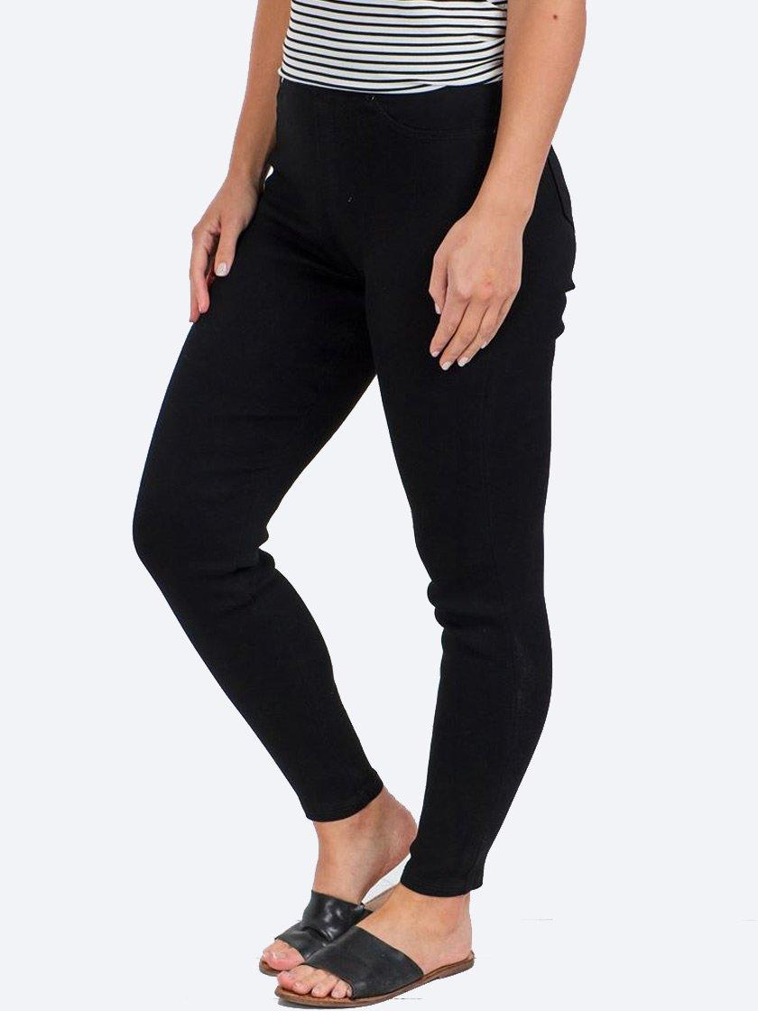Yeltuor - CAROLINE K MORGAN PTY LTD - Pants - CAROLINE K MORGAN STRETCH PULL ON JEANS -  -