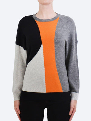 JAMES CASHMERE & WOOL HAPPY KNIT