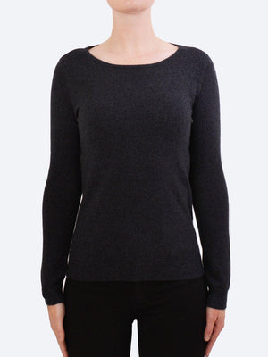 JAMES CASHMERE STAPLE KNIT