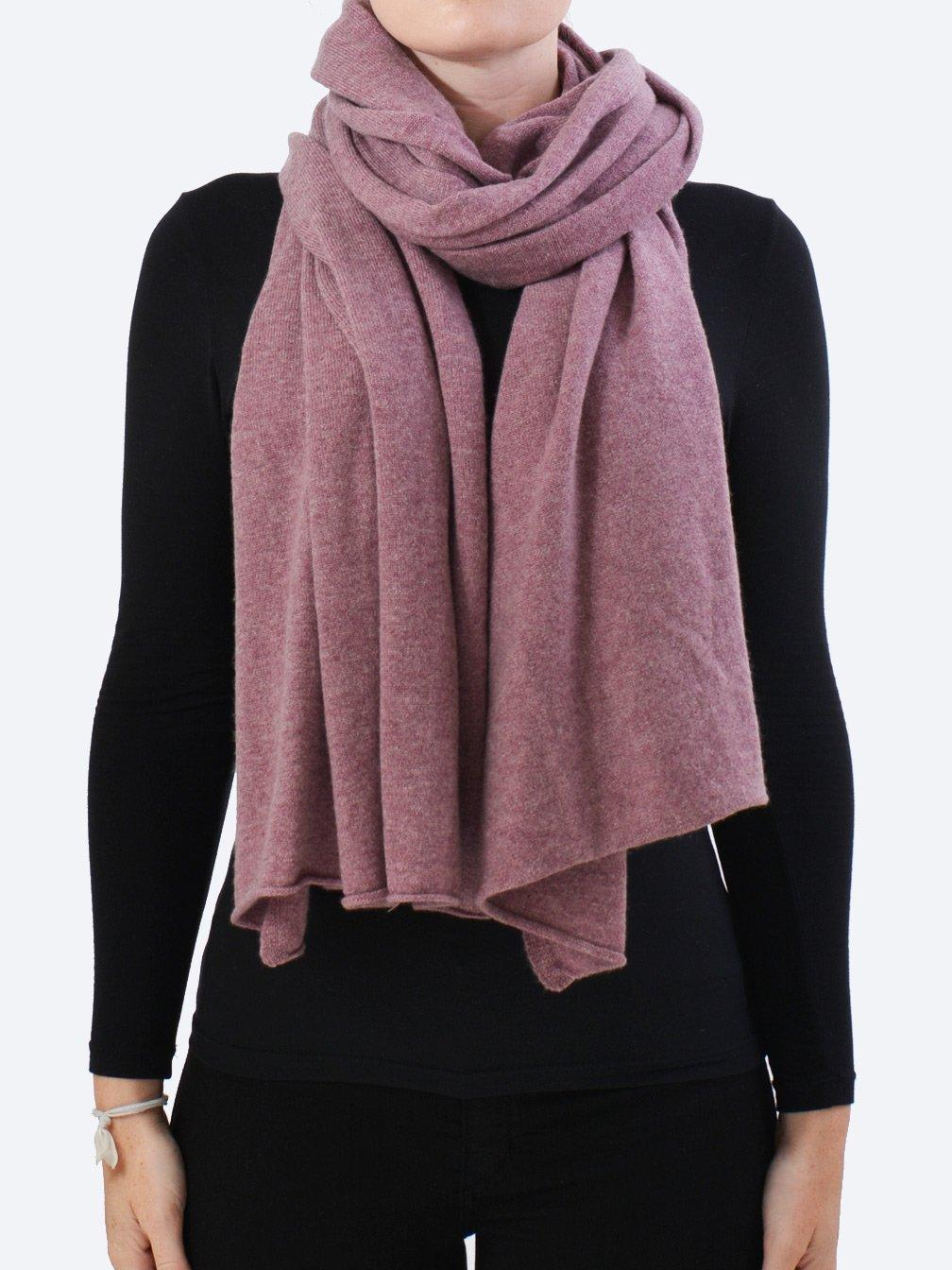 JAMES CASHMERE WRAP