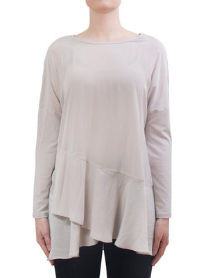 MELA PURDIE WRAP SCROLL TOP-Tops-MELA PURDIE-ENNI