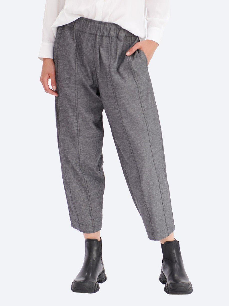 MELA PURDIE STRIDE PANT - POLISHED CANVAS