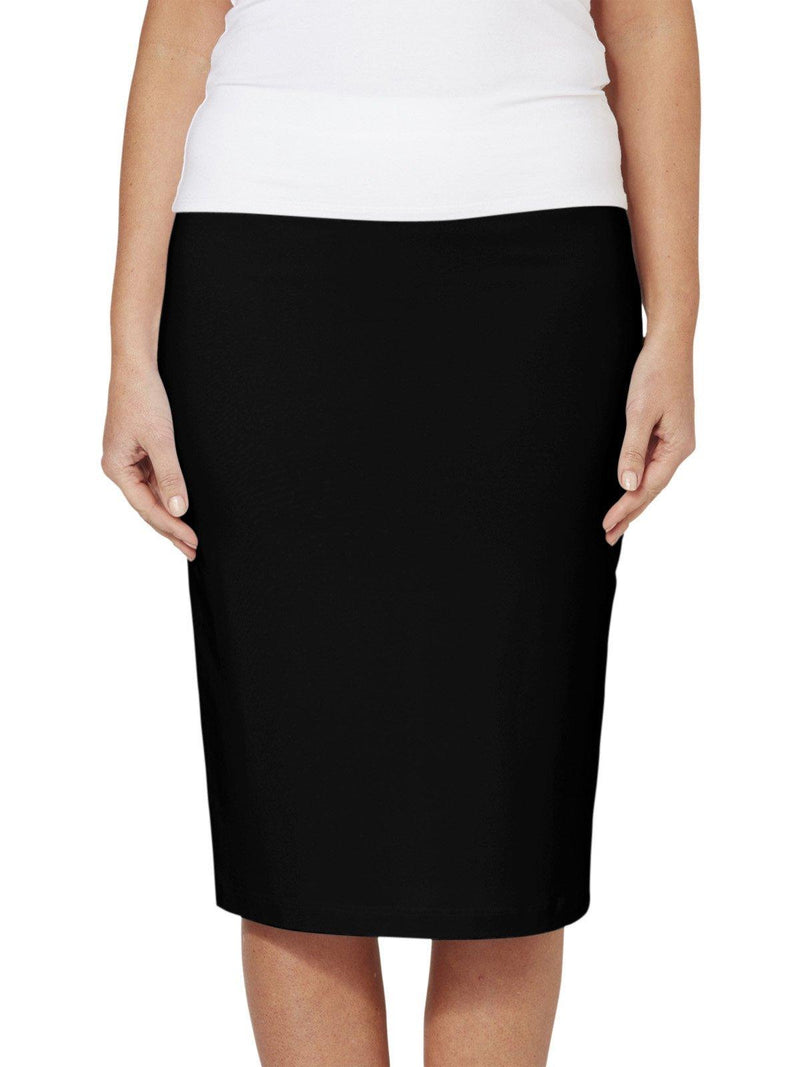 Mela Purdie Pencil Double Skirt-SKIRTS-MELA PURDIE-ENNI