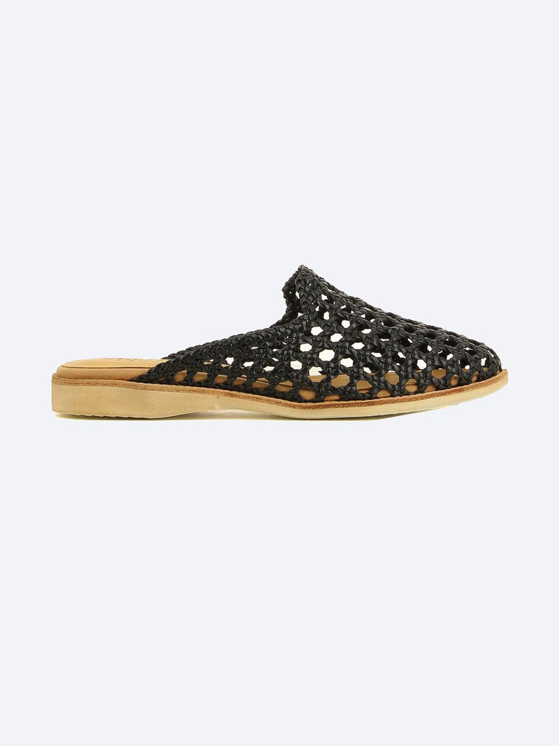 Yeltuor - ROLLIE NATION - SHOES - ROLLIE NATION MADISON MULE OPEN WEAVE -  -