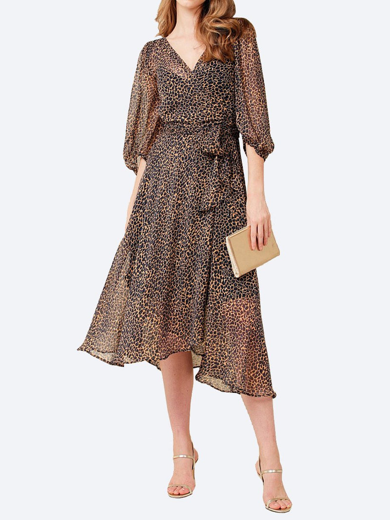 Yeltuor - SACHA DRAKE PTY LTD - Dresses - SACHA DRAKE ST STEPHENS WRAP DRESS -  -
