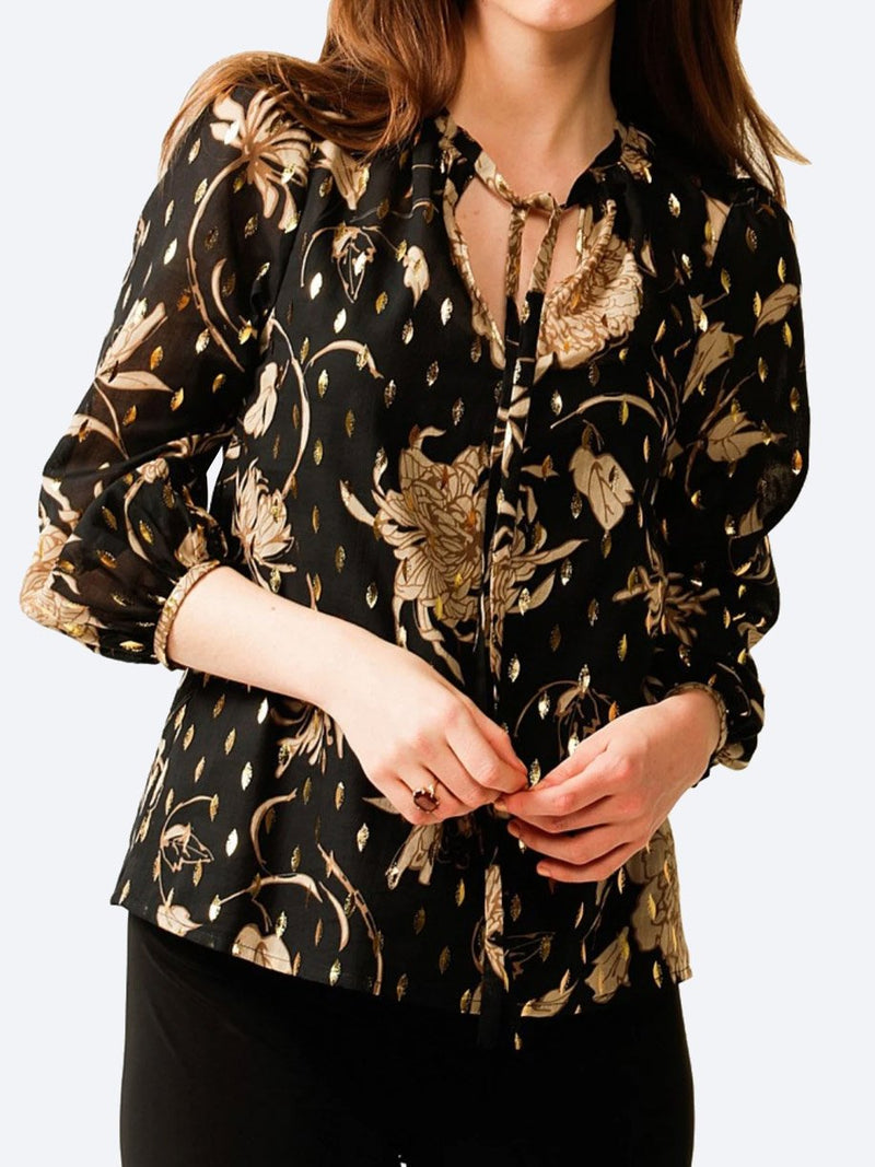 Yeltuor - SACHA DRAKE PTY LTD - Tops - SACHA DRAKE BREAKFAST CREEK BLOUSE -  -