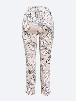 UP! PANTS PETAL SLIT PANT