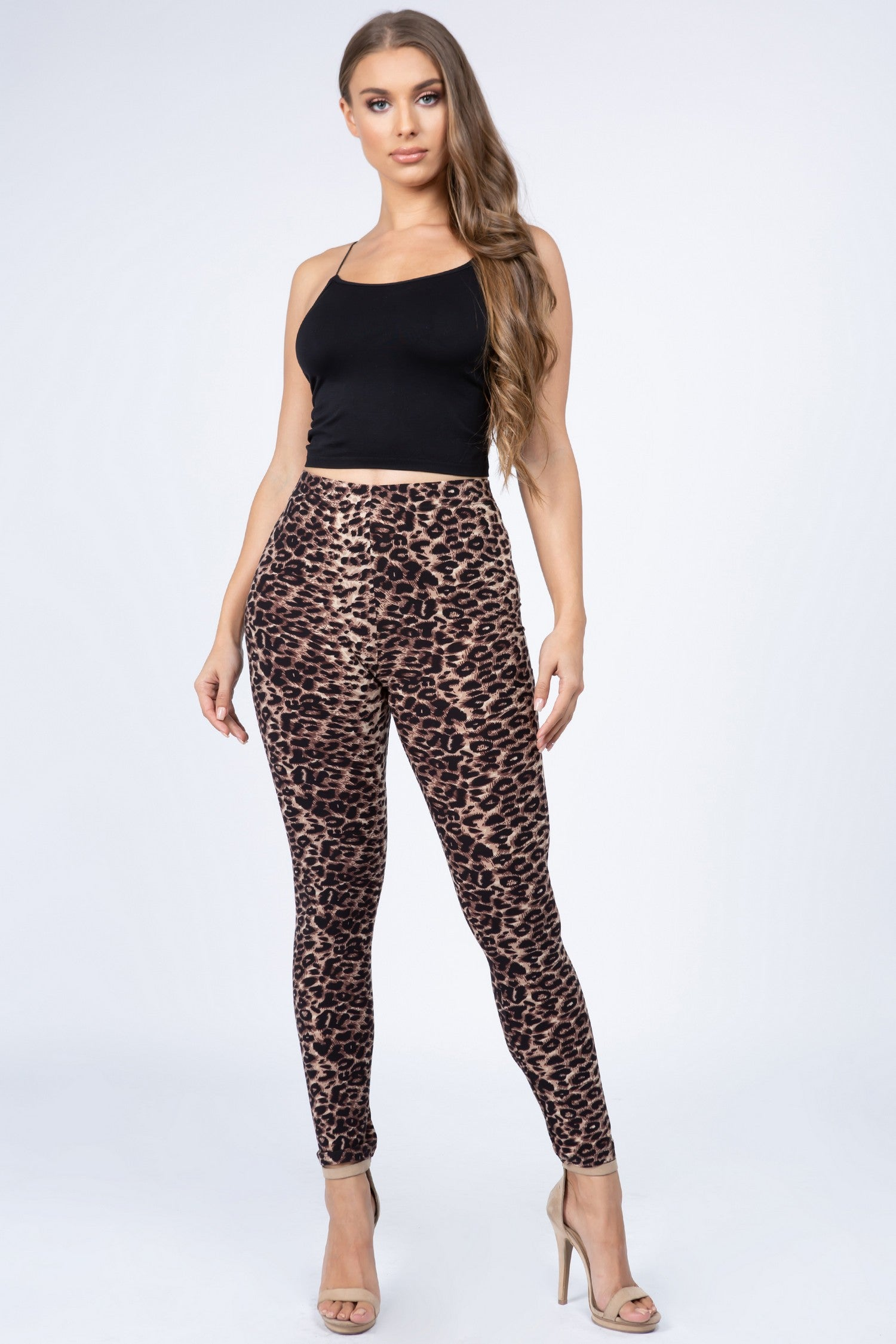 Missy Cheetah Leggings