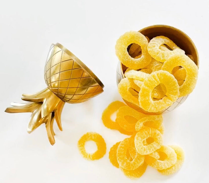 Candy Club Pineapple Rings