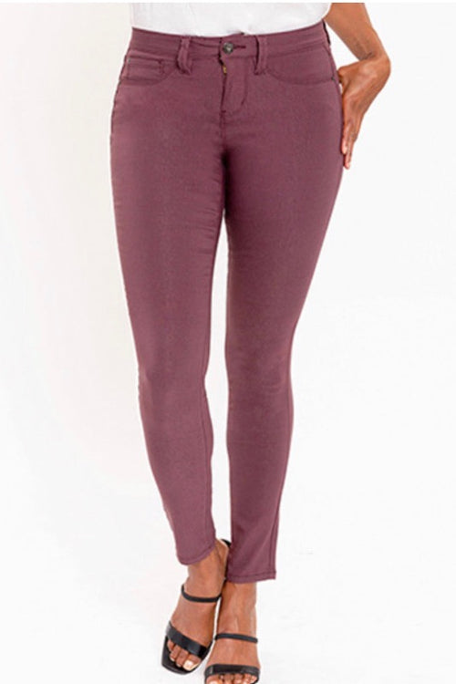 Sangria Hyperstretch Skinny Jeans