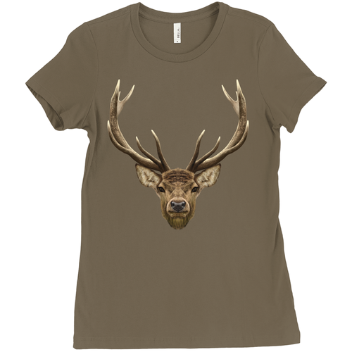 Women's Stag Tee
