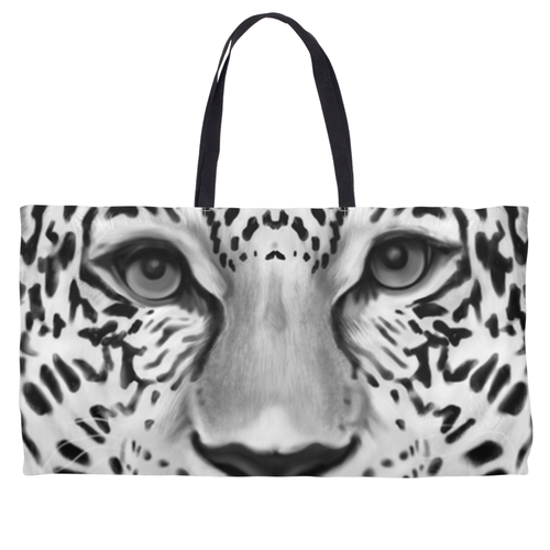 Amur Leopard Weekend Bag