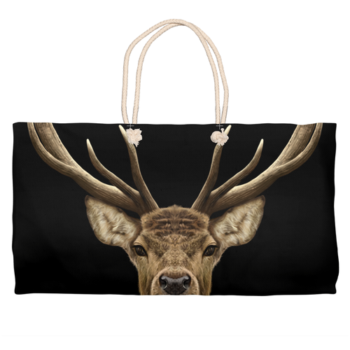 Stag Weekend Bag Black