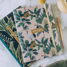 Cuaderno Jungle Couture