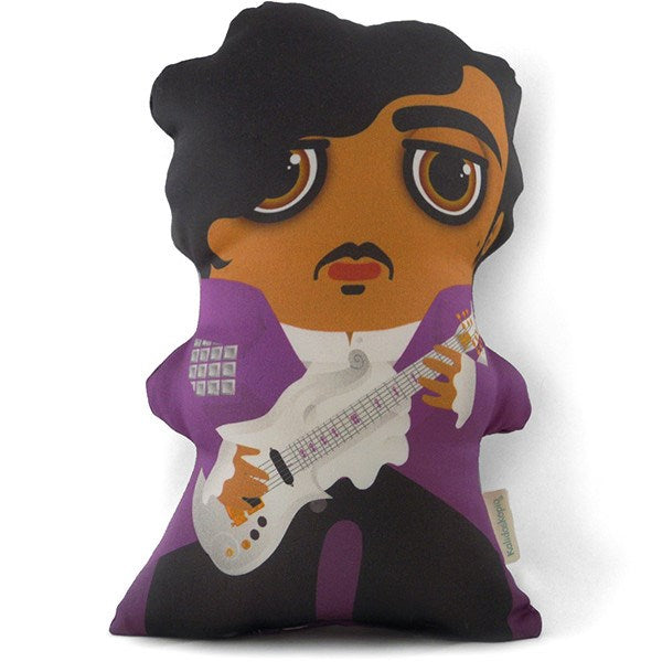 <transcy>Prince Throw Pillow</transcy>