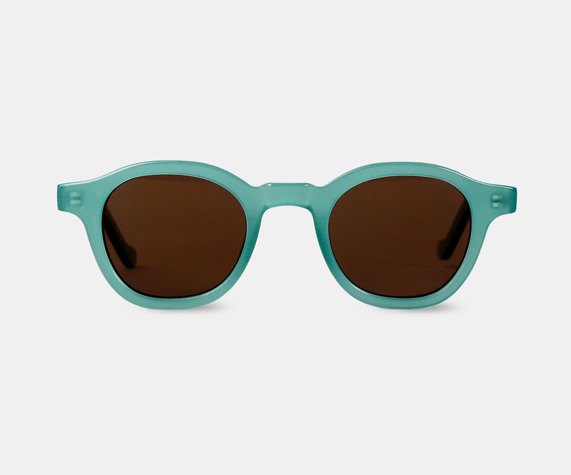 Archie • Turquoise/Brown
