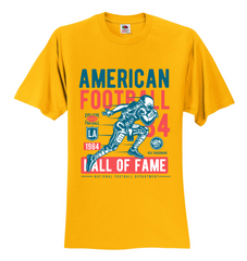 American Football hall of fame Unisex T-Shirt