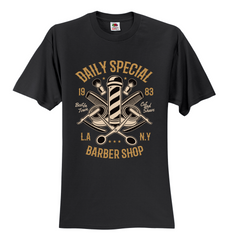 Daily special Barber shop  Unisex T-Shirt