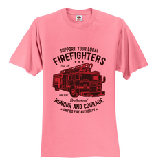 Firefighters honour and courage  Unisex T-Shirt