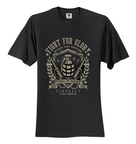 fight for Globy Unisex T-Shirt