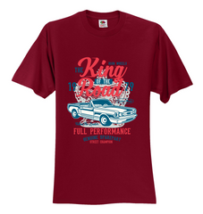 King of Road Unisex T-Shirt
