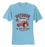 Outdoor Adventure  Go into the Wild Unisex T-Shirt