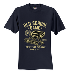 Old School Game Unisex T-Shirt