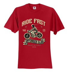 Ride Fast Club Unisex T-Shirt