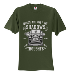 Shadows Thoughts Unisex T-Shirt