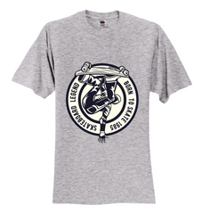 Skateboard Legend Unisex T-Shirt