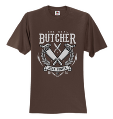 The Real Butcher  Unisex T-Shirt