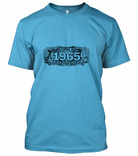 02 born in 1965 limited edition Unisex T-Shirt
