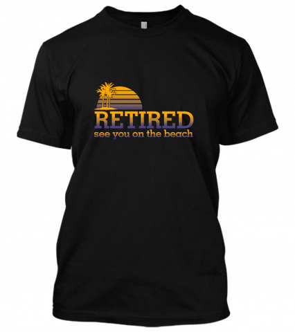 01 retired Unisex T-Shirt