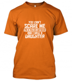 06 police officer and daughter Unisex T-Shirt