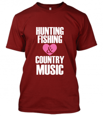 07 hunting fishing Unisex T-Shirt