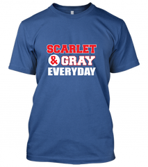 01 scarlet and gray everyday Unisex T-Shirt