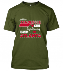 01 just a tennessee girl Unisex T-Shirt