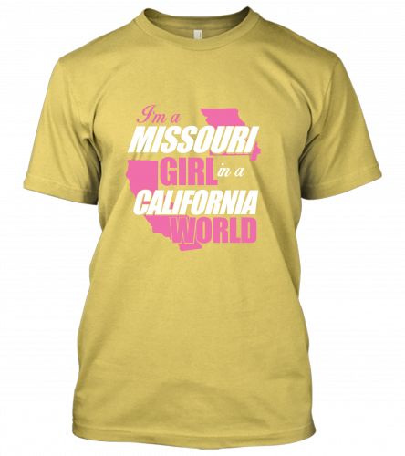 04 Im a missouri girl Unisex T-Shirt