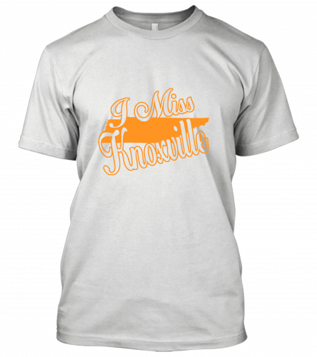 01 i miss knoxville  T-Shirt