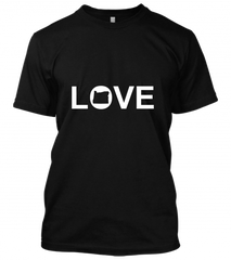02 love oregon Unisex T-Shirt