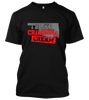 04 I BLEED CRIMSON AND CREAM Unisex T-Shirt
