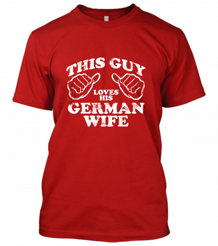 01 german wife Unisex T-Shirt